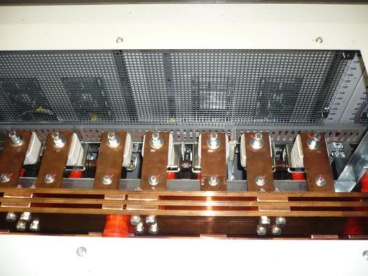 Schemi Elettrici Quadro : Quadri elettrici per automazione bordo macchina e quadri