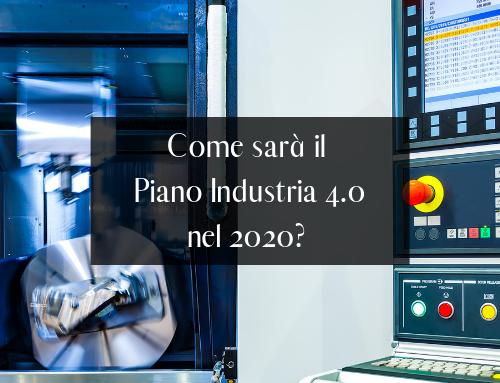 Piano industria 4.0: la riforma – Ecco i sei punti da cui partire